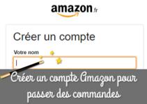 Créer un compte Amazon pour passer