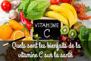 les bienfaits de la vitamine C sur la santé et la beauté