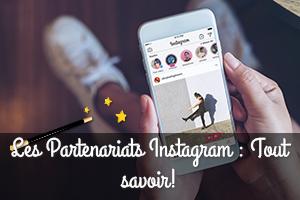 Les Partenariats Instagram