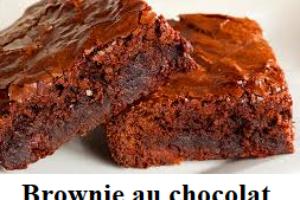brownie Cyril Lignac