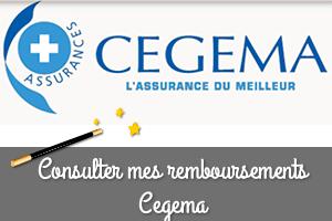 Se connecter à www.cegema.com espace personnel
