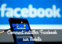Comment installer facebook sur iphone