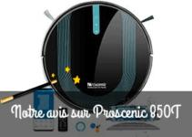 Test proscenic 850t