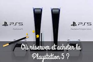 PS5 prix