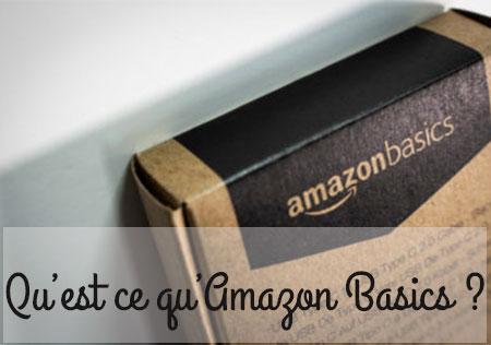 Test Amazon Basics