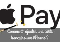 Comment lier une carte bancaire à son iPhone ?