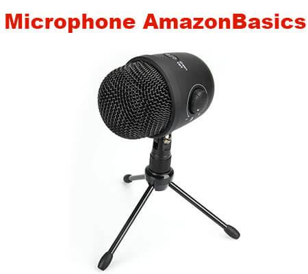 Microphone AmazonBasics