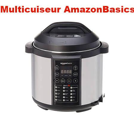 Multicuiseur AmazonBasics