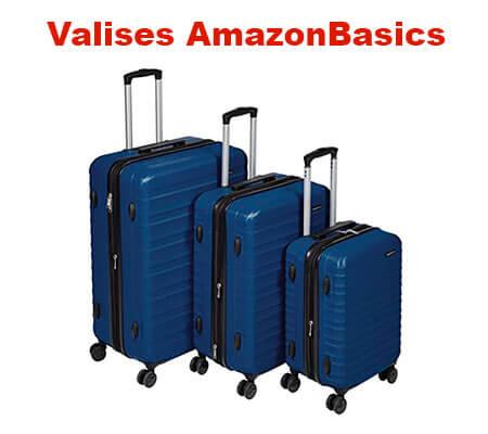 Valise AmazonBasics