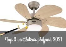 Meilleur ventilateur ultra silencieux en 2021