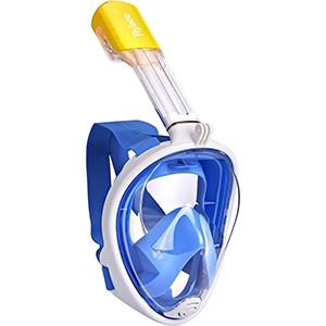Top masque de plongée pour le snorkeling