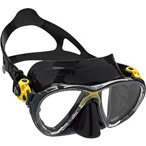 Masque de plongée professionnel Cressi Big Eyes Evolution