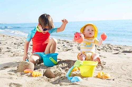 liste pour aller à la plage
