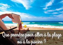 Comment faire sa valise pour la plage