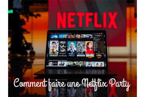 Télécharger Netflix party
