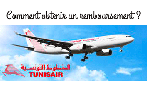 Tunisair réclamation remboursement