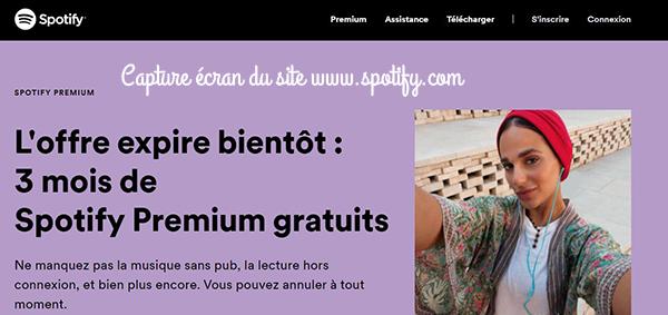 musique en ligne spotify