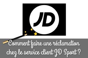 contacter JD Sports