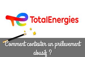 Réclamer un prélèvement abusif total direct énergie